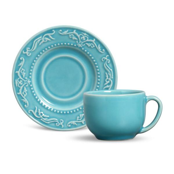 xicara de cha acanthus azul poppy 342486 porto brasil casa cafe e mel