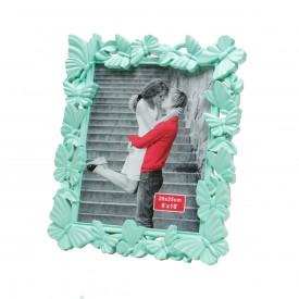 porta retrato borboletas verde lyor casa cafe e mel