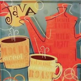 placa decorativa cafe casa cafe e mel