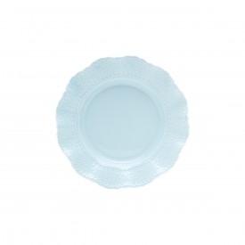 prato sobremesa azul princess 8209 lyor casa cafe e mel