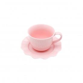 xicara cha princess rosa 8204 lyor casa cafe e mel 1