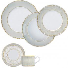 aparelho jantar royal offwhite germer 7240025 aa casa cafe e mel