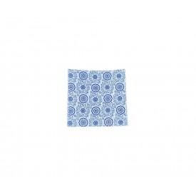 gurdanapo de papel flores arabescos azuis casa cafe e mel 10