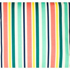jogo americano de tecido aquamarine cortbras listras coloridas 503 casa cafe e mel