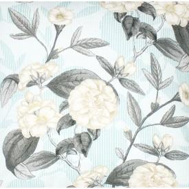 jogo americano de tecido belize cortbras floral com fundo tiffany 987 casa cafe e mel