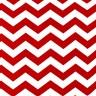 jogo americano de tecido belize cortbras zig zag vermelho 956 casa cafe e mel