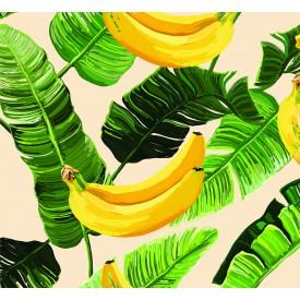 jogo americano de tecido citruscortbras bananas 8092 casa cafe e mel