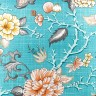 jogo americano de tecido trancoso cortbras amarelo com flores 2402 casa cafe e mel