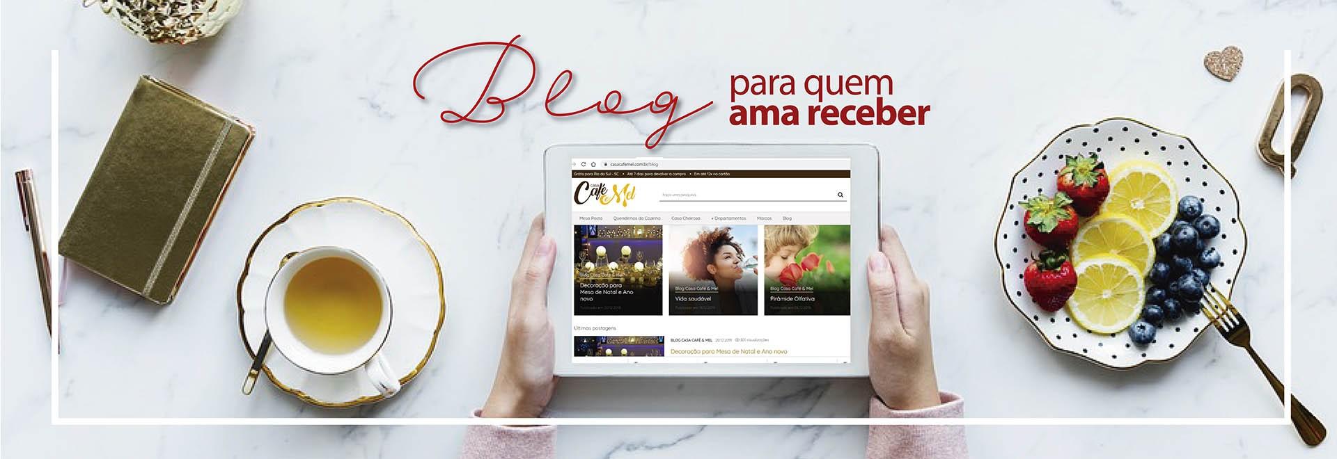 Blog desktop