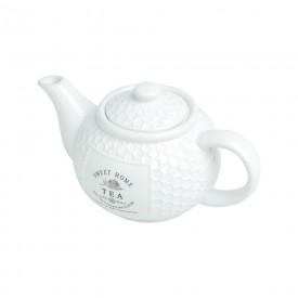 bule cha porcelana sweet home 27448 rojemac casa cafe e mel