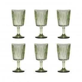 taca vidro leaves 35636 kit 6rojemac casa cafe e mel 1