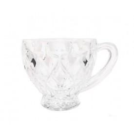 xicara de vidro mellione jh0107 pra caza casa cafe e mel