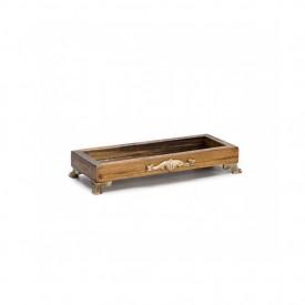 bandeja madeira com espelho 10068 marimar casa cafe e mel