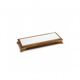 bandeja madeira com espelho 15592 marimar casa cafe e mel