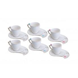 xicara de cafe com pires porcelana flores 35468 wolff casa cafe e mel 1