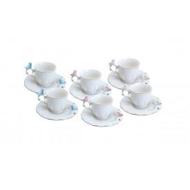 xicara de cafe com pires porcelana birds 35471 wolff casa cafe e mel 1