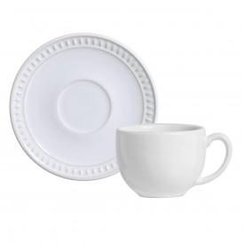 xicara de cha sevilha branco 36116101 porto brasil casa cafe e mel