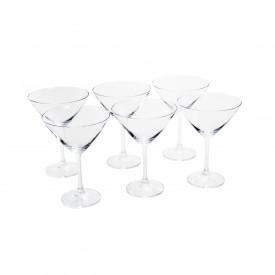 taca para martini cristal 6 pecas 280ml 5329 rojemac casa cafe e mel 2