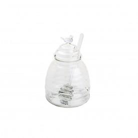 meleira vidro com pegador 26804 bon gourmet casa cafe e mel 1