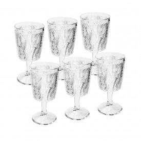 taca de vidro leaves transparente 35634 bon gourmet casa cafe e mel 1