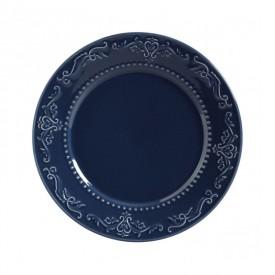 prato raso acanthus deep blue 12483201 porto brasil casa cafe e mel