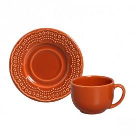 xicara de cha madeleine cantaloupe 365976801 porto brasil casa cafe e mel