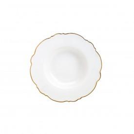 prato fundo porcelana maldivas fio dourado 35372 rojemac casa cafe e mel