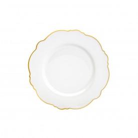 prato raso porcelana maldivas branco fio dourado 35370 rojemac casa cafe e mel