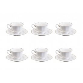xicara de cha porcelana maldivas branco fio dourado 35368 rojemac casa cafe e mel 2
