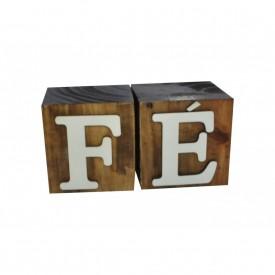 cubos de madeira decorativos fe 15990 marimar casa cafe e mel