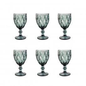 taca para agua diamond cinza 7442 lyor casa cafe e mel 4