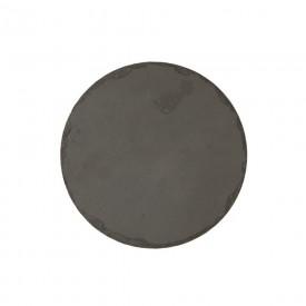 tabua redonda ardosia grey rustico 829 pratos de ardosia casa cafe e mel 1