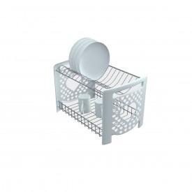 escorredor de coracao com laterais em plastico branco 1448 stolf casa cafe e mel2