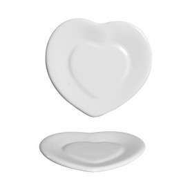 mini prato ceramica para saquinho cha coracao branco 01 334 silveira casa cafe e mel