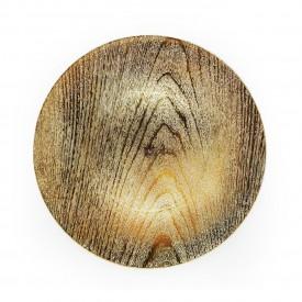 sousplat metalizado texturizado individual dourado hd50908 d casa cafe e mel 1