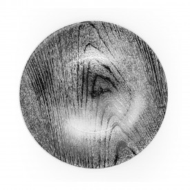 sousplat metalizado texturizado individual prateado hd50908 pr casa cafe e mel 1